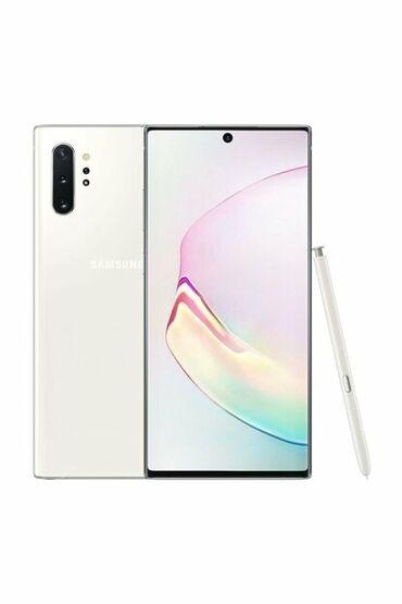 Samsung not 5 - Azərbaycan: İşlənmiş Samsung Note 10 Plus 256 GB ağ