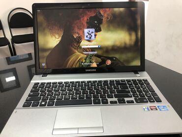 Samsung - Кыргызстан: Продаю ноутбук SamsungСостояние хорошее,8/10Работает идеально Много не
