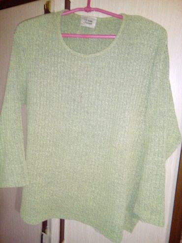 Ženska odeća | Smederevo: Zelena bukle bluza