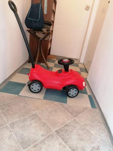 Za decu - Backa Topola: Autic na guranje sa drskom