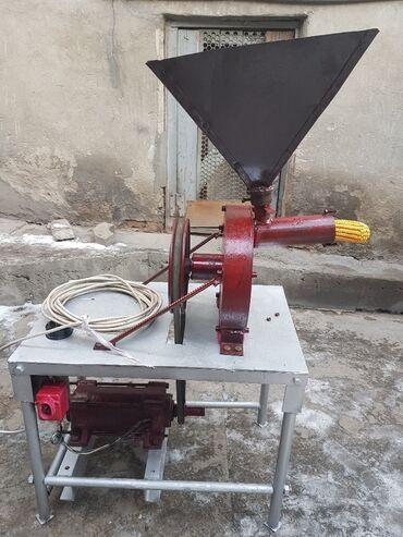 дробилка для сена в Кыргызстан: Продаётся дробилка универсальная,с возможностью помолки кукурузы