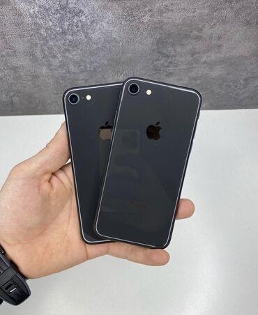 xiaomi mi note 10 цена в бишкеке в Кыргызстан: Б/У iPhone 8 64 ГБ Черный