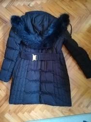 Zimske-jakne - Srbija: Crna zimska jakna vel S