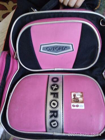 Личные вещи - Военно-Антоновка: Продам рюкзак девочкам от 1 до 5 класса можно насить очень удобно И мн