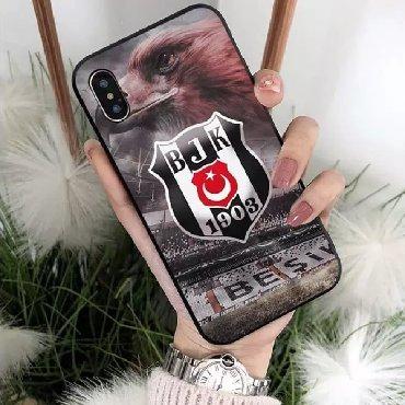 """Другие аксессуары для мобильных телефонов в Ширван: """"Beşiktaş"""" telefon arxalıqları/ Iphone 5/5S/SE"""