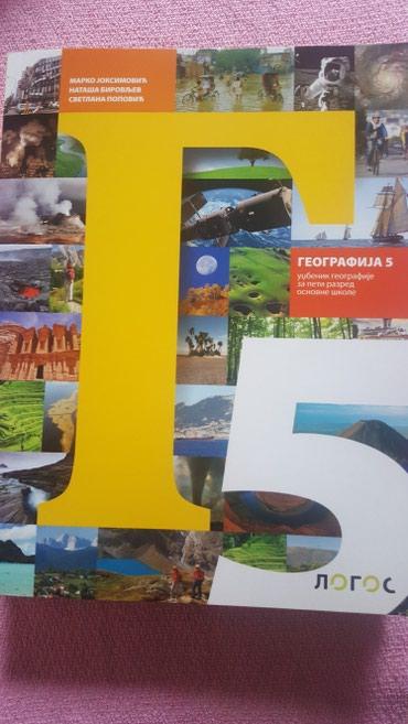5 r geografija udzbenik logos nov - Sremska Mitrovica