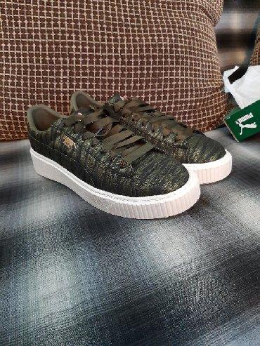 распродажа обуви в связи с закрытием в Кыргызстан: Распродажа в связи с закрытием!Обувь с Америки. Puma BasketРазмер