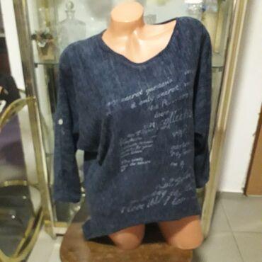 Duks bluza uni veličina  Odgovara za L/M Može i oversize M