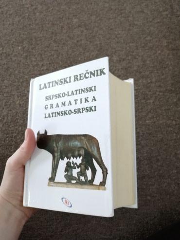 Srpsko-latinski i latinsko-srpski rečnik - Obrenovac
