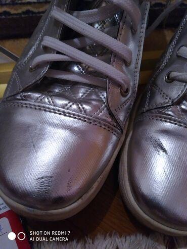 Zenska duboka patika Converse u srebrnoj boji, br. 41 ug 27 - 27, 5