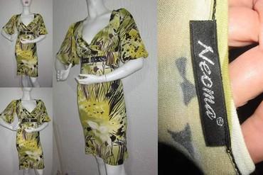 Atraktivna haljina uz telo sa elastinom - Novi Sad