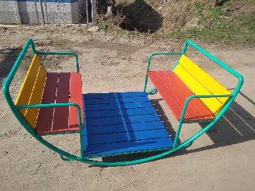 деревянные игрушки буратино в Кыргызстан: Детские качели лодочка! Изготавливаем любые размеры и количество! Как