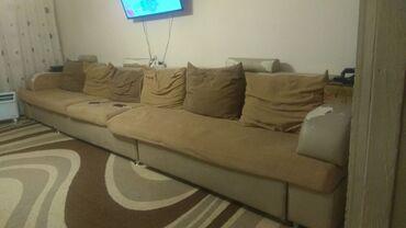 малина в бишкеке цена в Кыргызстан: Срочно продаю диван. Нужно рестоврировать. Цена 10000