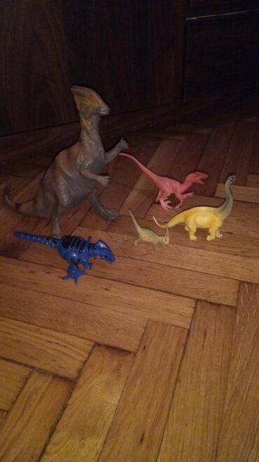 | Crvenka: Dinosaurusi veliki 50 cm original
