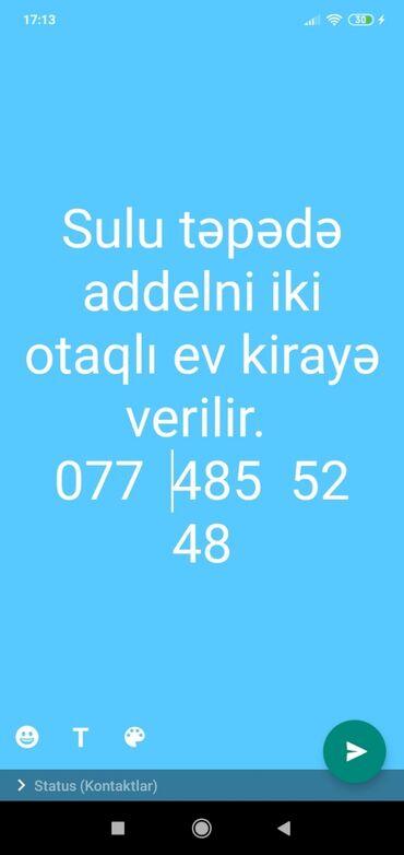 Uzunmüddətli - Azərbaycan: İcarəyə verilir Evlər mülkiyyətçidən Uzunmüddətli: 30 kv. m, 2 otaqlı