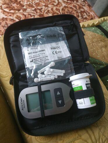 98 объявлений: Продаю глюкометр новая не использованная ACCU CHEK