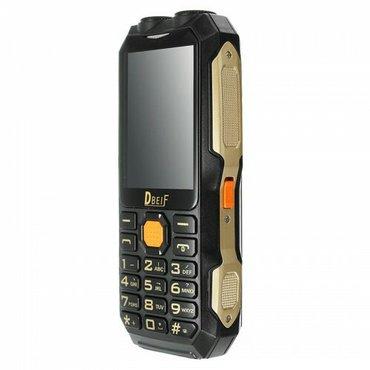 2-ci-əl-telefonlar - Azərbaycan: Dbeif d2016-telefonlari2 sim kartyalniz qara rengi movcuddurguclu