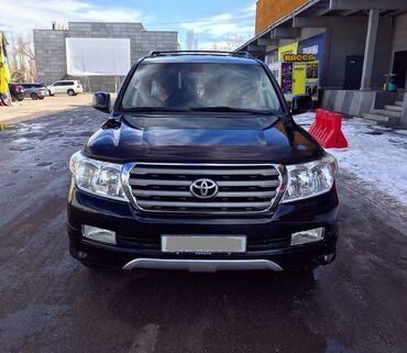 Toyota - Привод: 4WD - Бишкек: Toyota Land Cruiser 4 л. 2011 | 128000 км