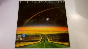 Blue system - walking on a rainbow - vinyl, lpχώρα: σε Αθήνα