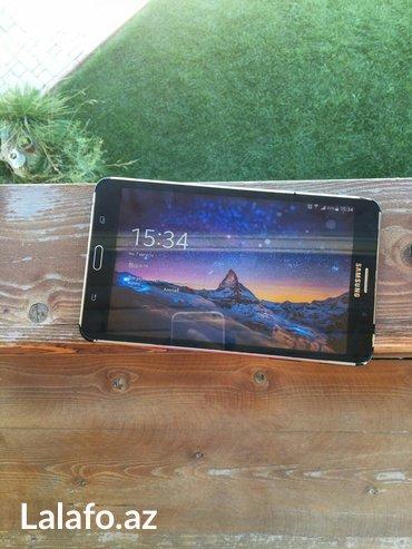 Bakı şəhərində Samsung galaxy tab 4 sm-t231. Sim kart girir. Butun aksesuarlari var.