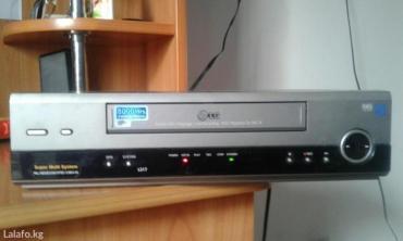 Продаю видеомагнитафон, в рабочем в Бишкек