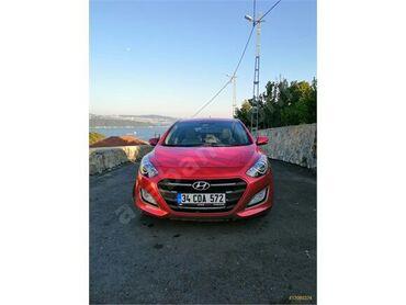 Hyundai i30 1.6 l. 2016 | 780000 km
