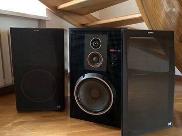 акустические системы колонка сумка в Кыргызстан: Продаются колонки sony ss-g5.Цена в долларах. Обмена нет!■ прекрасно