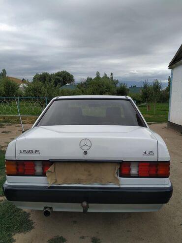 Mercedes-Benz в Кыргызстан: Mercedes-Benz 190 (W201) 1.8 л. 1992 | 123456 км