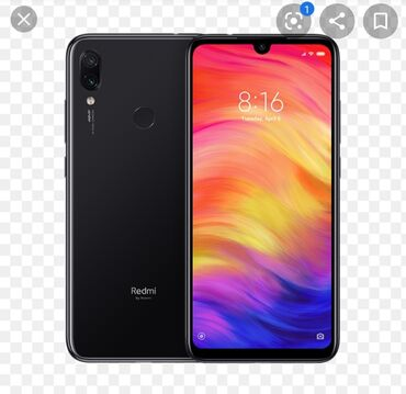 Б/у Xiaomi Redmi Note 7 64 ГБ Черный