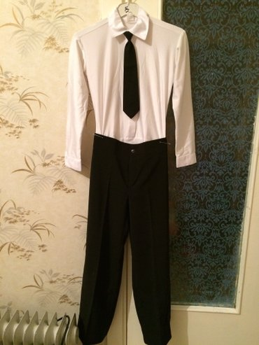Спортивная форма в Лебединовка: Продай мальчиковый бальный костюм. рамер 68-140. комплект: рубашка