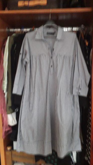 Haljina-ara-univerzalan-broj - Srbija: Karo haljina univerzalan broj kao nova