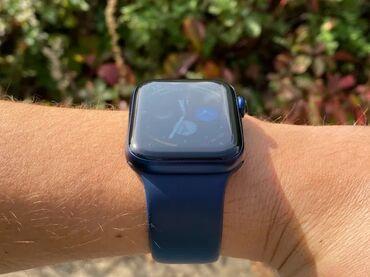 Аксессуары - Ош: Куплю Apple Watch 6 44 Black Blue