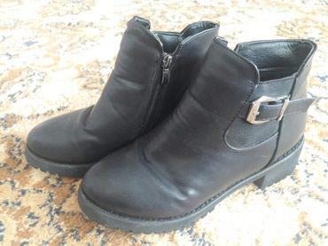 Зимние ботинки б/У. хорошего качества. в Бишкек
