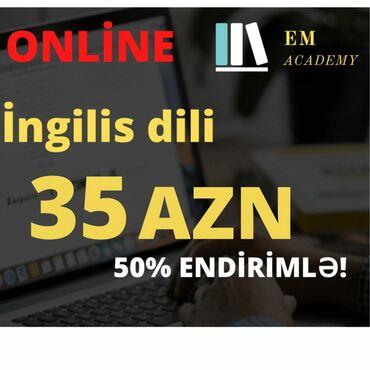E.macademy də 50% endirimlə 35 AZN ingilis dili dərsərinə başlaya