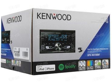 kenwood kdv mp7339 в Кыргызстан: Kenwood 3100BT. Без диска с блютузом. Гарантия 1 год. Дордой авто
