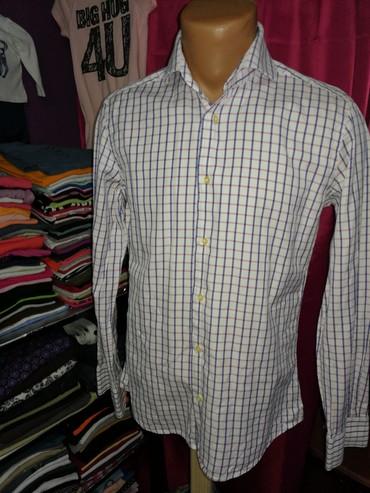 Muška košulja velicine S, bez ostecenja iz Svajcarske.Pogledajte - Vrnjacka Banja
