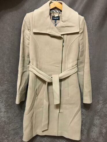 Продаю кашемировое женское пальто зима. Размер 38 (европа). Производст