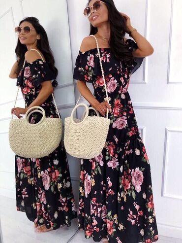 Haljine - Ub: Duge letnje haljine