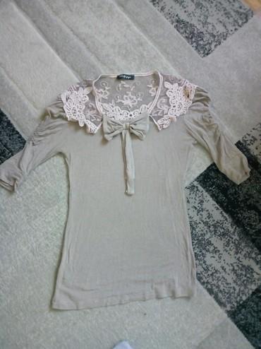 Crni sa cipkom - Srbija: Majica sa cipkomBez majica sa cipkom.Velicine M-L.Lepo stoji i dobro