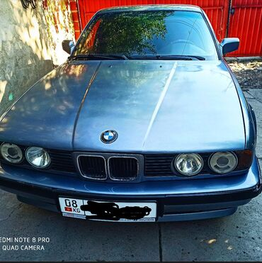 bmw-520 в Кыргызстан: BMW 520 2 л. 1990