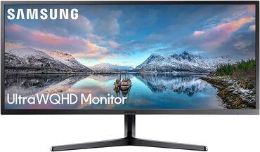 Samsung 7000 - Азербайджан: Samsung 34-Inch SJ55W Ultrawide Gaming Monitor  2019-cu ildə noyabr ay