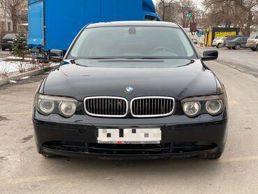 BMW 7 series 3.6 l. 2004