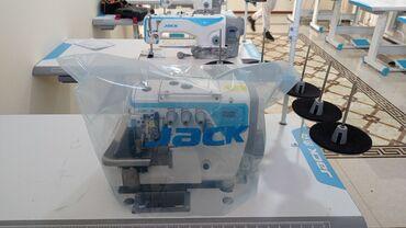 машина оверлок цена in Кыргызстан   ШВЕЙНЫЕ МАШИНЫ: Швейные машины фирмы Jack по самым оптимальным ценам!!! Гарантия 1год