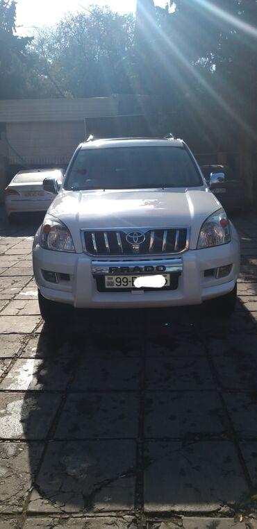 bez materiallı döşəklər - Azərbaycan: Toyota Land Cruiser Prado 2.7 l. 2008   162000 km