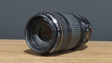 yay üçün kişi üst geyimləri - Azərbaycan: Canon EF 70-300mm f/4-5.6 IS USM. Obyektiv yaxşı vəziyyətdədir