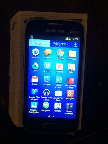 Samsung galaxy young - Азербайджан: Новый Samsung Galaxy Ace 3 Черный