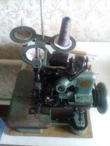 Оверлог 51 3 нитчный с мотором в Токмак