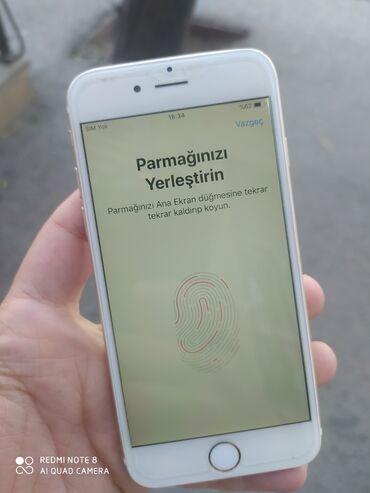 İşlənmiş iPhone 6 64 GB Qızılı