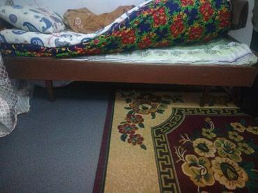 Продаю две кровати полуторки город Кант в Кант