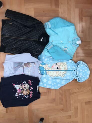 Farmericecine teksas - Srbija: Paket garderobe od 2/4 godEur 98( 2 jakne, 2 duga rukava,1 topli